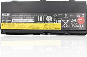 efohana SB10H45077 Laptop Battery Replacement for Lenovo ThinkPad P50 P51 P52 Series Notebook 00NY492 01AV477 SB10H45078 00NY493 77+ 11.4V 90Wh 7900mAh 6-Cells