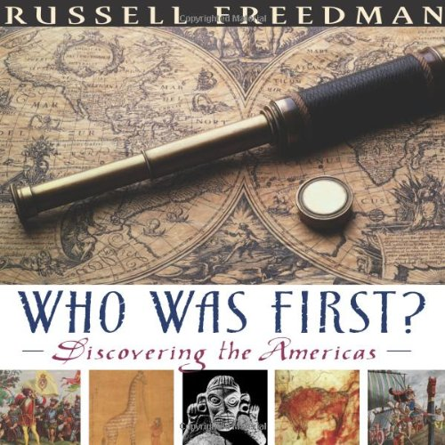 Who Was First   Discovering The Americas  Bank Street College Of Education Flora Stieglitz Straus Award  Awards