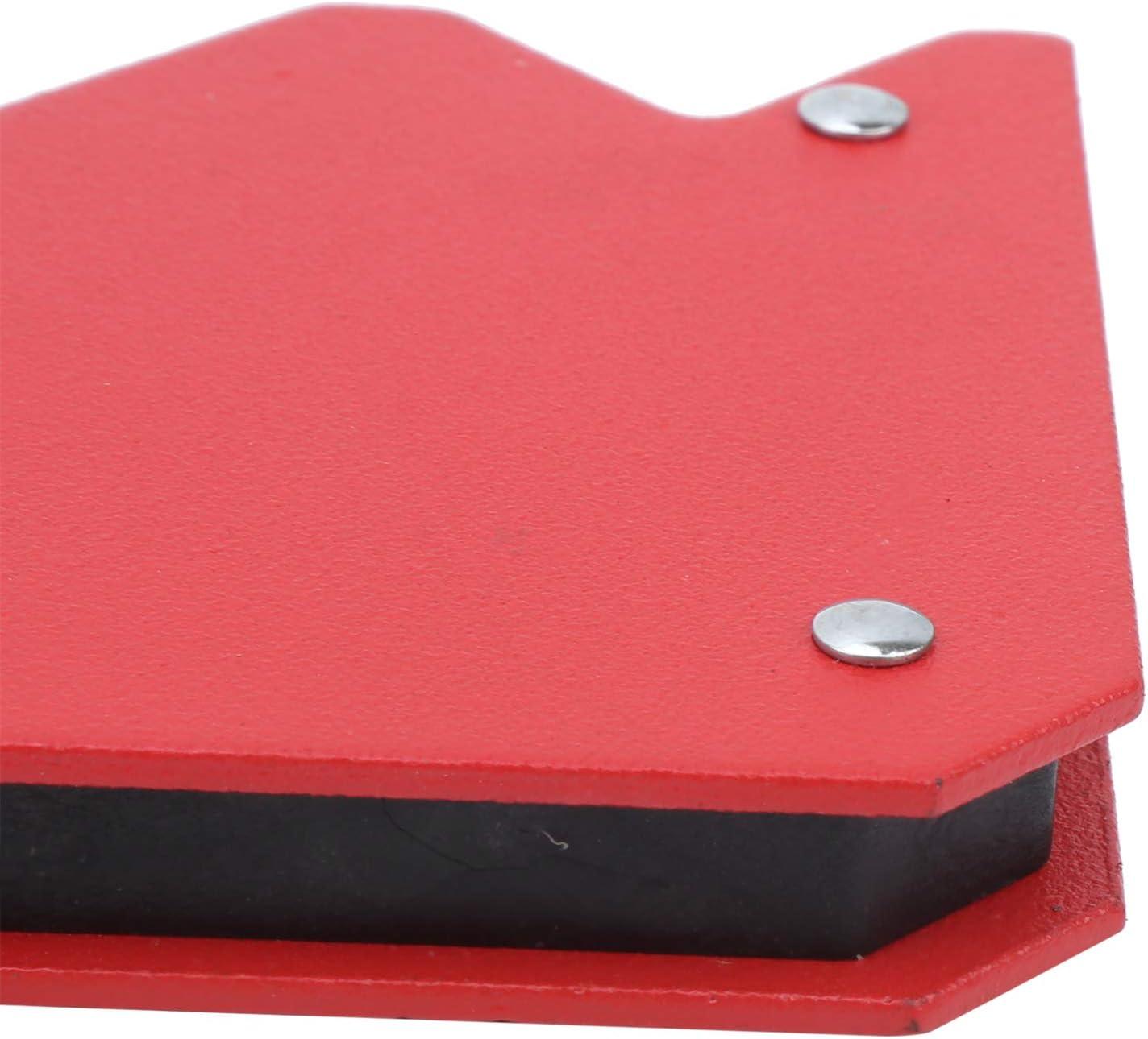 herramientas de soldadura de m/últiples /ángulos Fafeicy 6 piezas Juego de posicionador de soldadura im/án fuerte de 25 libras para soldador