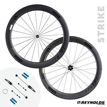 Reynolds ciclismo - huelga para bicicleta de carretera ruedas, Rim Brake: Amazon.es: Deportes y aire libre