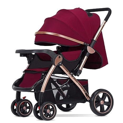 QJY Cochecito de bebé, carro de bebé Cochecito - cochecitos de ...