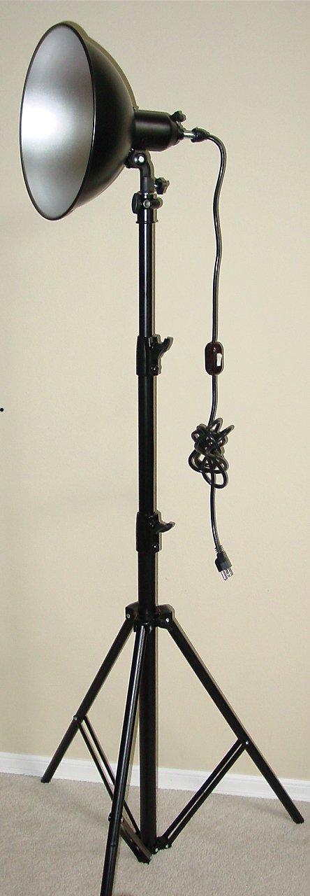 Art Studio Lamp/Lighting by Paragon
