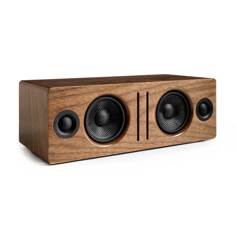Audioengine B2 Premium Bluetooth Speaker (Walnut)