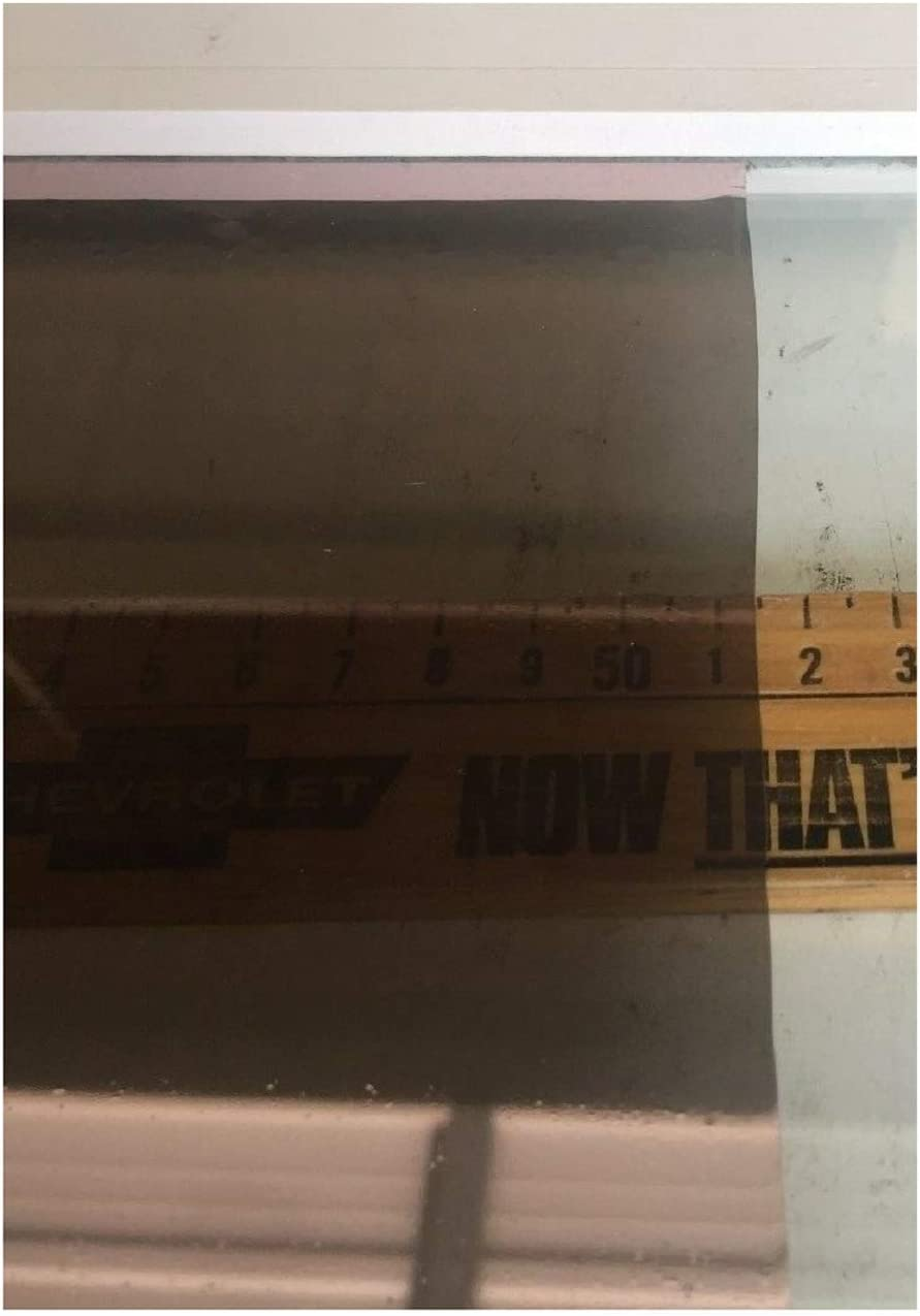 "40/""x100FT ONE WAY MIRROR FILM REFLECTIVE SILVER 20/% WINDOW TINT FILM ENERGYSAVER"