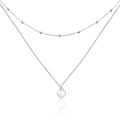 Choker Necklace for Women Chain Chocker Necklace Love Necklace Pendant on neck Gifts