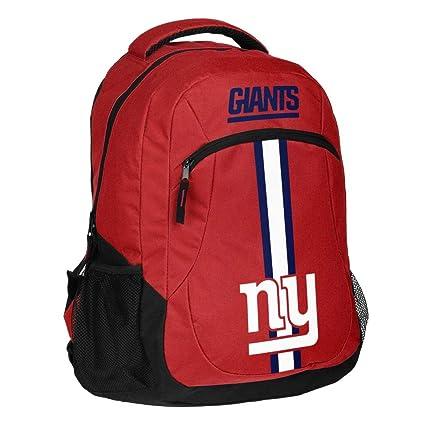 Amazon.com: 1pc Grande NFL Giants mochila, poliéster, NY ...