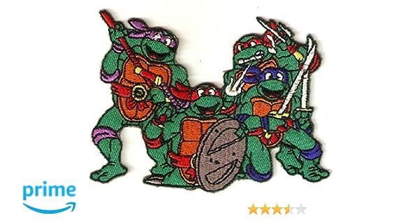 Main Street 24/7 Teenage Mutant Ninja Turtles Characters Pose 4
