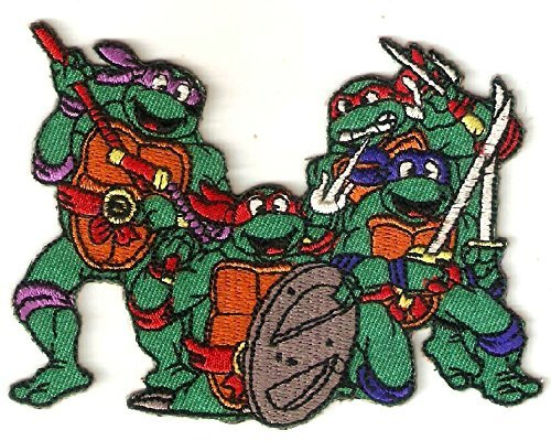 TEENAGE MUTANT NINJA TURTLES Characters Pose 4
