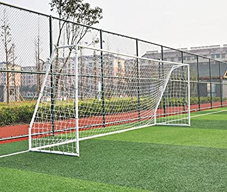 Amazon.com : PASS Premier 12 X 6 Ft. Youth Size Steel Soccer Goal. 2 ...