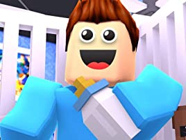 Becoming The Biggest Baby Possible In Baby Simulator Roblox Watch Clip Bryblox Prime Video