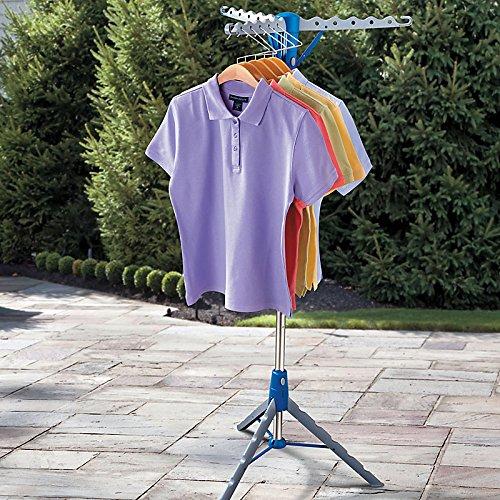 Amazon.com: Tripod Portable Clothes Dryer   Improvements: Home U0026 Kitchen