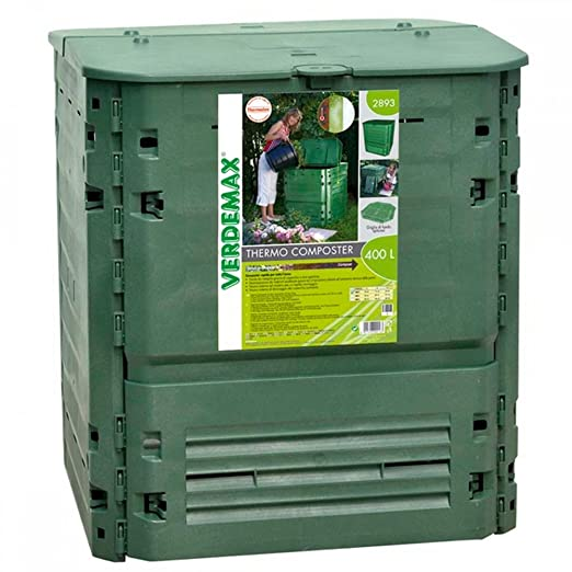 Bricomed Compostador Thermo-King 600 kg: Amazon.es: Jardín