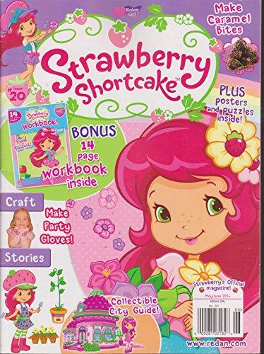 Strawberry Shortcake Magazine - 5