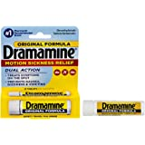 Dramamine Motion Sickness Relief Original Formula | 12 Tablets | Travel & Trial Size | Prevents Nausea, Dizziness, and Vomiting