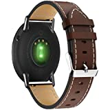 Alonea Replacement Leather Watch Bracelet Strap Band For Xiaomi Huami Amazfit A1602