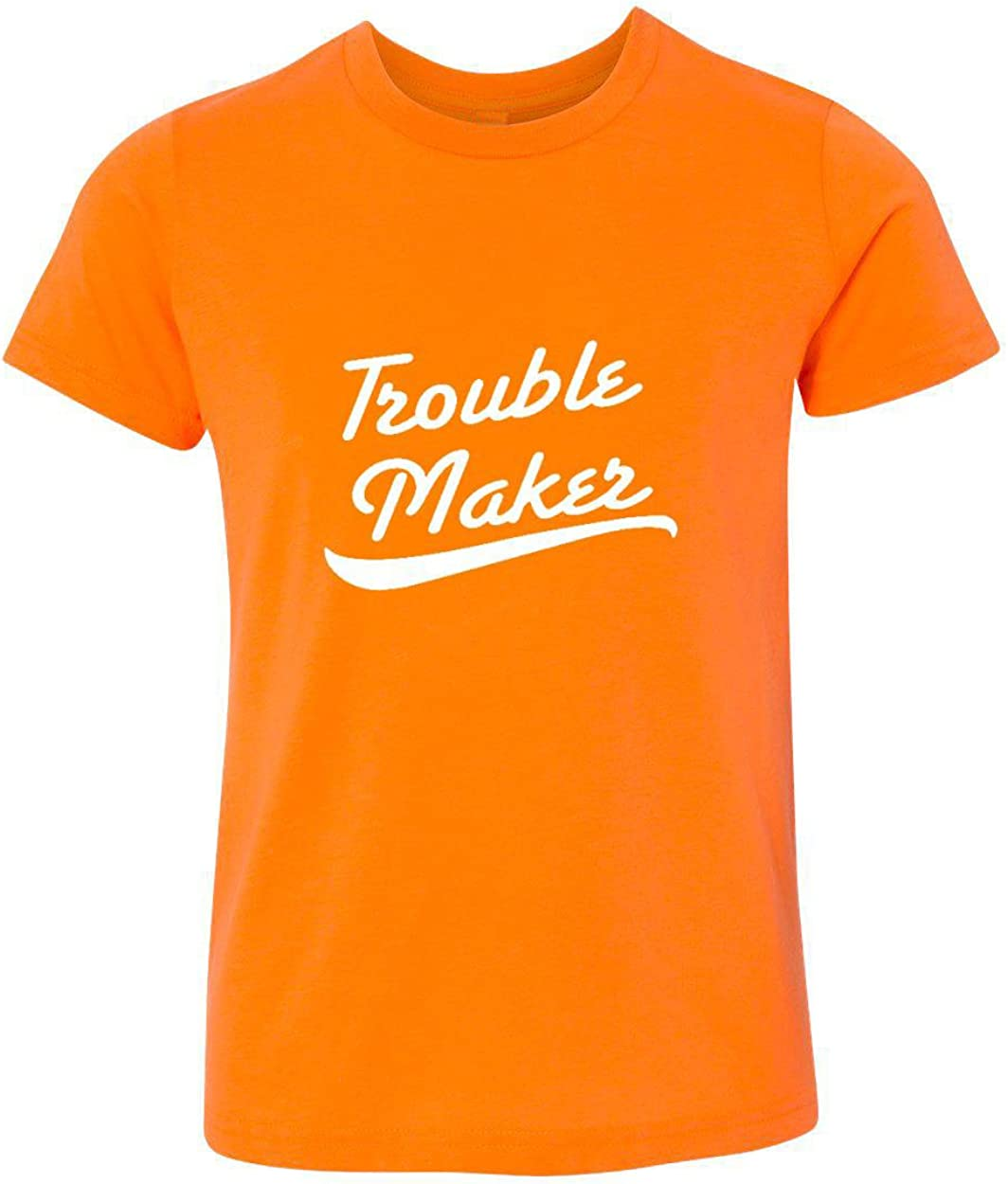 Marky G apparel Boys Trouble Maker T-Shirt