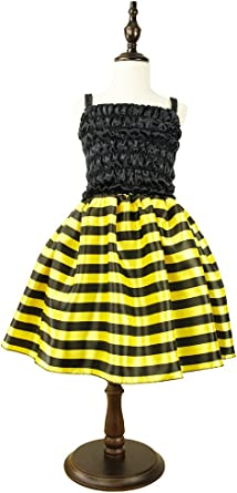 The Doll Maker Disfraz de Abeja Dulce para niñas, Vestido de Abeja ...