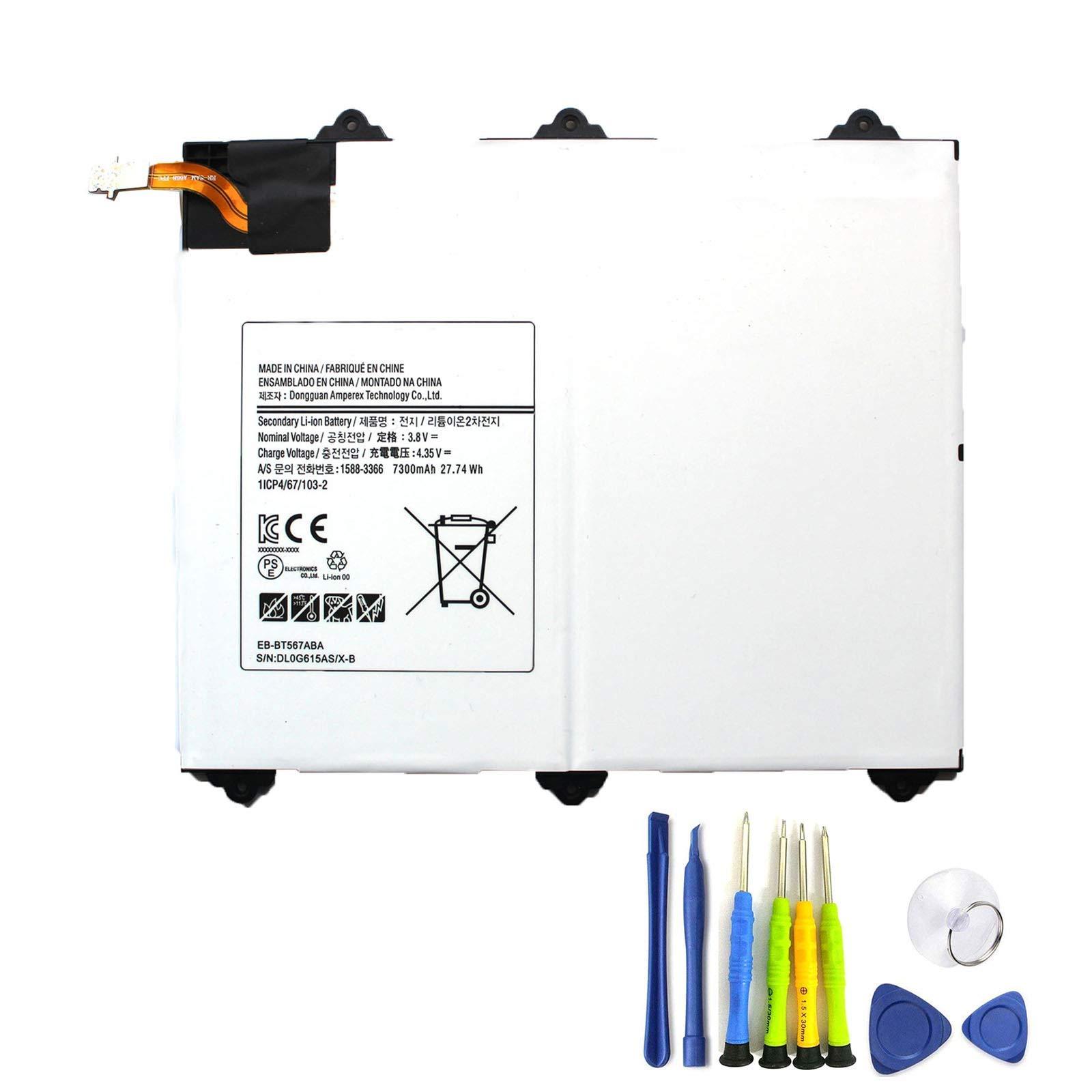 Bateria Para Samsung Galaxy Tab E 9.6 XLTE T560 SM-T560NU SM