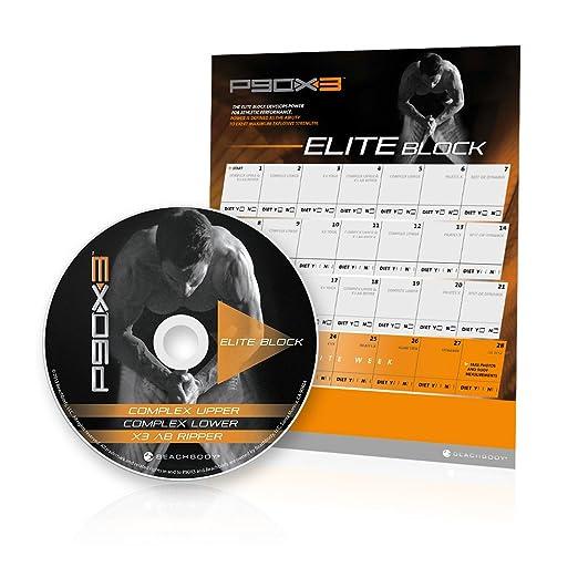Amazon com: Tony Horton's P90X3 Deluxe Kit - DVD Workout