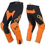 Farbe Wei/ß Lila 0130A ONeal Mayhem Lite Blocker MX Motocross Hose Pant Enduro Offroad Gel/ände Quad Cross Ledereinsatz Gr/ö/ße 28