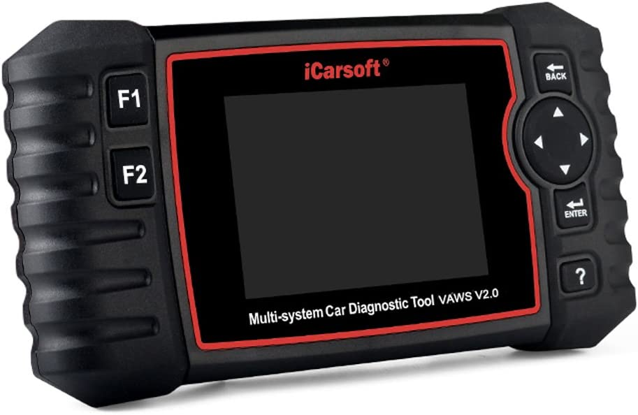 iCarsoft VAWS V2.0 Dispositivo de diagnóstico