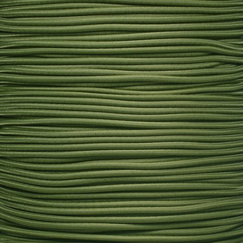 - PARACORD PLANET Elastic Bungee Nylon Shock Cord 2.5mm 1/32