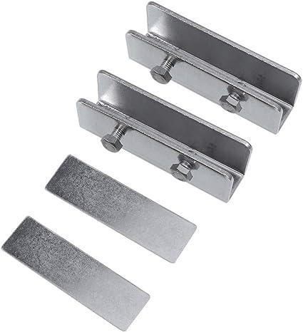 DOITOOL - 1 puerta corredera y cerradura de ventana de acero inoxidable con cerraduras de seguridad para puertas y ventanas para niños: Amazon.es: Bricolaje y herramientas