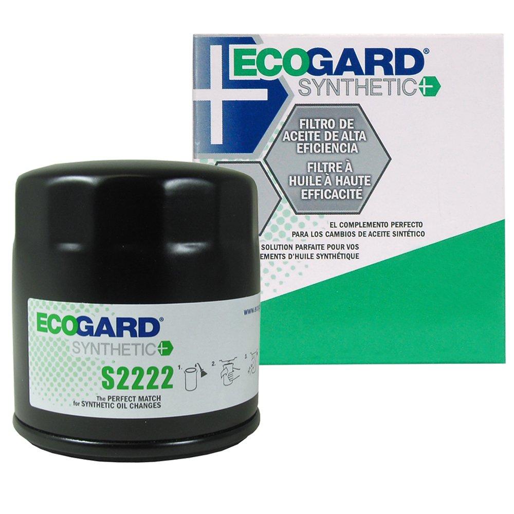 Amazon.com: ecogard s2222 sintético + Filtro de aceite ...