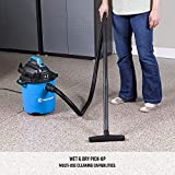 Vacmaster VJC507P 5-Gallon 3 Peak HP Wet/Dry Shop