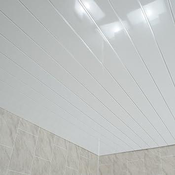 Claddtech Spritzschutz-Deckenplatten für Wand und Decke in ...