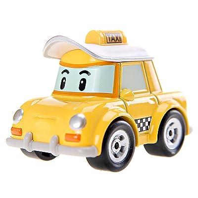 Robocar Poli Cab Die- Cast: Toys & Games