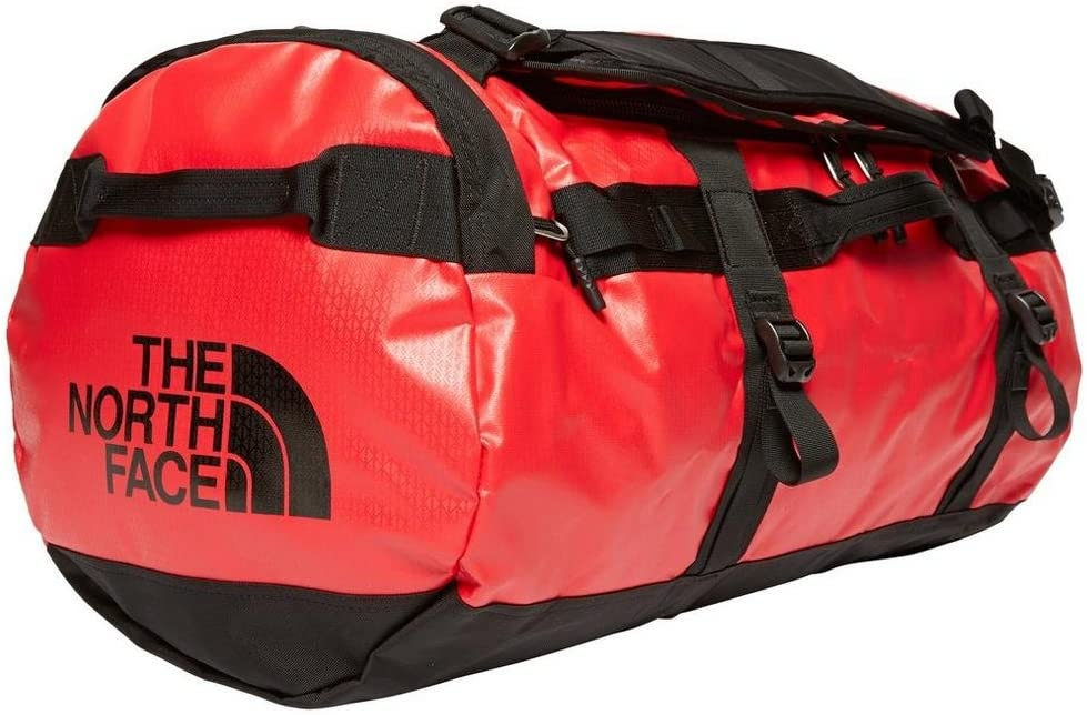 The North Face Base Camp Duffel - Medium TNF Red/TNF Black 2