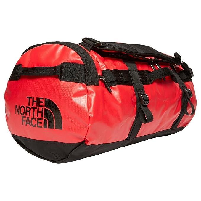 Amazon.com: The North Face hombre Base Camp Duffel, Rojo ...