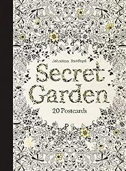 Secret Garden: 20 Postcards