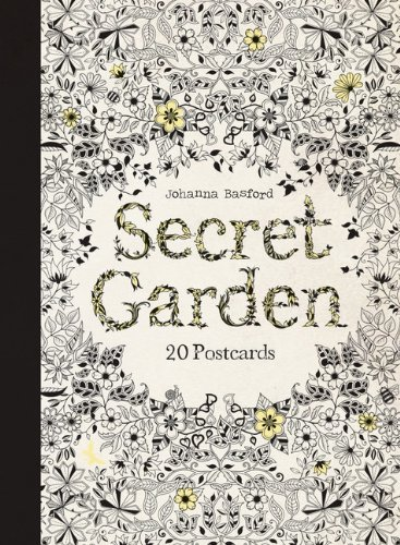 Secret Garden: 20 Postcards