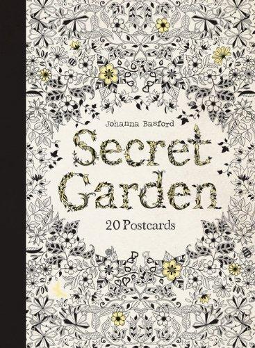 Secret Garden Postcards Johanna Basford product image