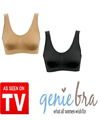 4801ff7f4e Image Unavailable. Image not available for. Color  Genie Bra- ...