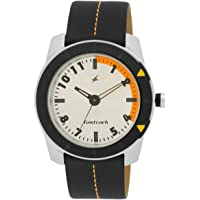 Fastrack Analog Multi-Colour Dial Men's Watch -NK3015AL01