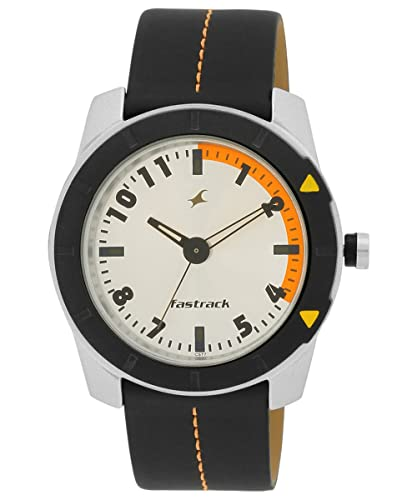 2. Fastrack Analog Multi-Colour Dial Men's Watch -NK3015AL01