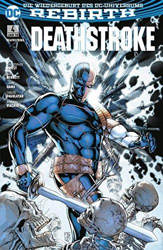 Deathstroke: Bd. 4 (2. Serie): Dämmerung