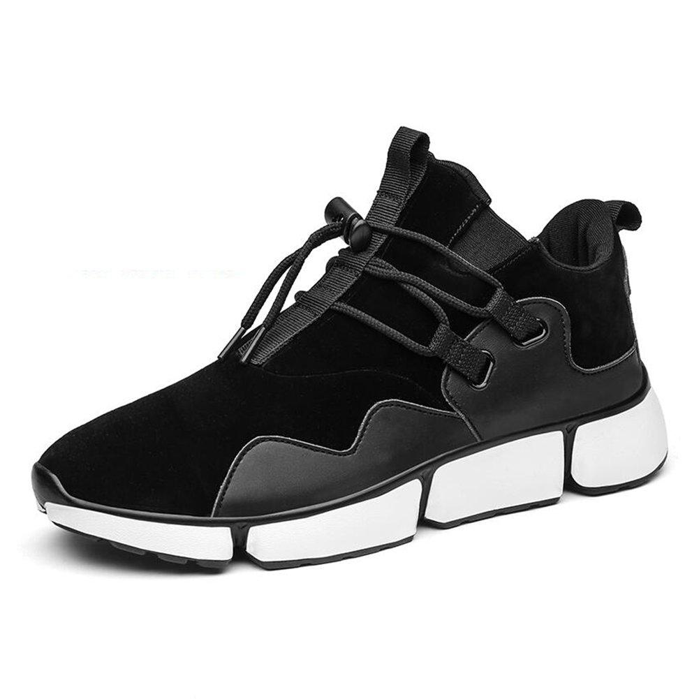 SUN Winter koreanische Jugend Sportschuhe warme Laufschuhe Baumwolle Schuhe (Farbe : 2, größe : EU43/UK9/CN44) 2
