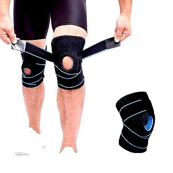 5defd15ca9 Knee Brace for Arthritis,ACL and Meniscus Tear,Open-Patella Stabiliser,  Adjustable