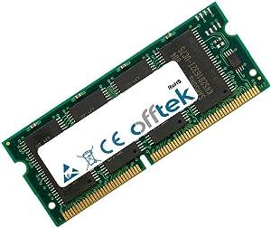 OFFTEK 256MB Replacement RAM Memory for NEC Versa T400 Series (PC133) Laptop Memory