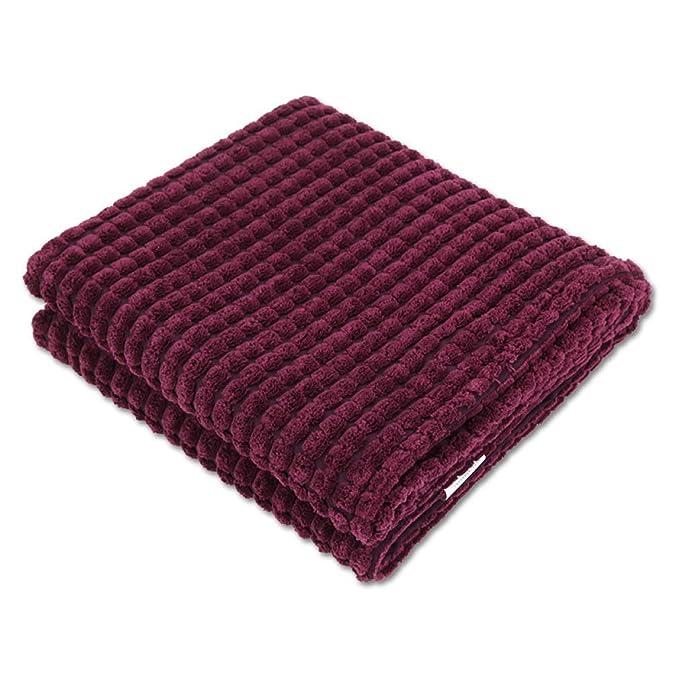 ALIUTIAN Manta eléctrica sofá, calienta colchones, cobija de Calentamiento, Manta de Descanso: fácil de Usar, Franela: Amazon.es: Hogar
