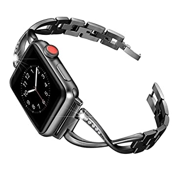 dulawei3 Correa de Repuesto para Apple iWatch 4, 40 x 44 mm ...
