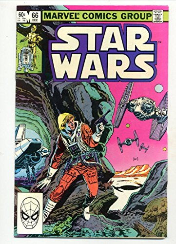 Star Wars #66 Marvel 1982