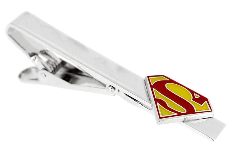 Athena Brands Superman - Pasador para Corbata con Caja de Regalo ...