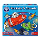 Orchard Rockets and Comets Numbers and Counting Game