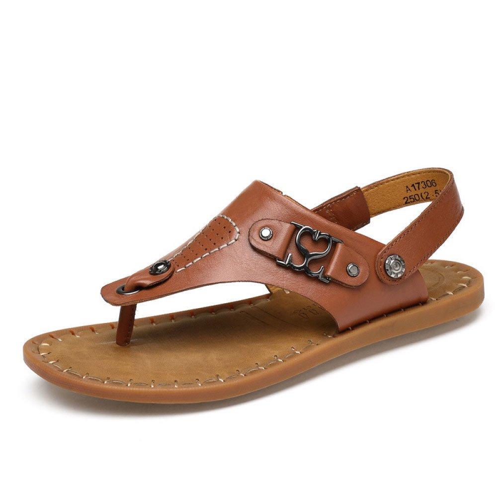 Sandalias Y Zapatillas Antideslizantes Hechas A Mano Zapatillas De Verano Sandalias Zapatos De Playa 40 EU Lightbrown