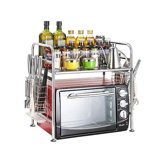 Organizador de estantes de Cocina - Soporte para Horno de ...